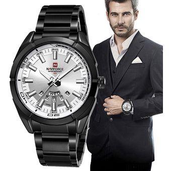 6b65a2c5da50 Compra Reloj Deportivo De Lujo Para Hombre Naviforce Relojes online ...