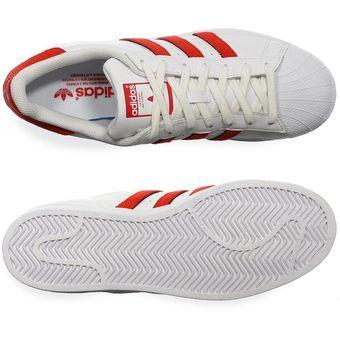 2c97dd05eb3ca Compra Tenis Adidas Superstar - BZ0191 - Blanco - Hombre online ...