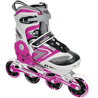 compra patines canariam speed bolt-fucsia online | linio colombia