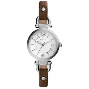 beec8b2416c4 Reloj Análogo marca Fossil Modelo  ES3861 color Marron para Dama