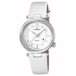 9e83f42ba754 Reloj C4532 1 Blanco Elegance D-Light Candino
