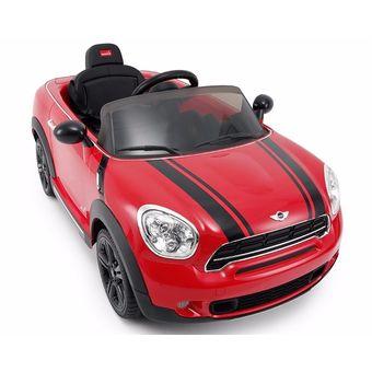 d2660b976 Compra Auto Mini Coopers A Bateria Countryman Rastar 12v Rc Mp3 ...