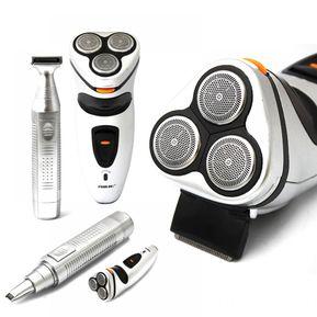 Kit Rasuradora Para El Vello Facial 3 En 1  Afeitadora a6c4d126f5d6