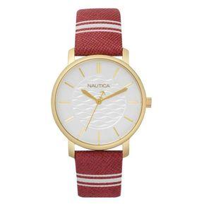 38915964 Reloj Nautica NAPCGS003 para Dama - Rojo