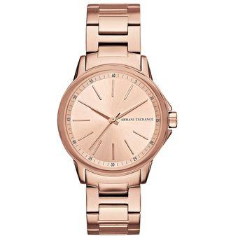 6d0cce20362f Compra Reloj Armani Exchange AX4347 Para Dama-Oro Rosa online ...