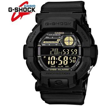 Luz Casio Gd350 Led Negro Shock Digital Reloj Acuático 1b G rxCshtQd