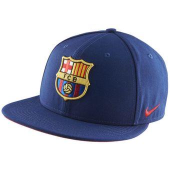 Compra Gorra Nike FC Barcelona 686241-421-Azul online  468fd044a4e
