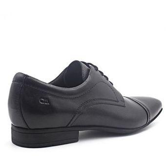 Zapato Calimod Boston Para Hombre Canela
