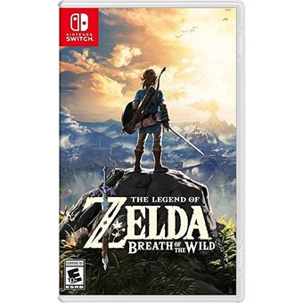 Compra The Legend Of Zelda Breath Of The Wild Switch online  2d9283fdc56