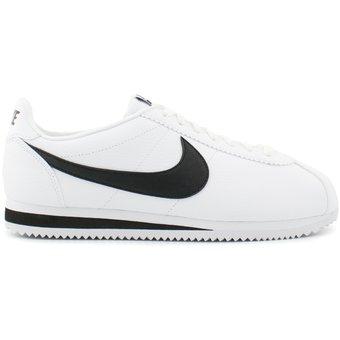 buy online 4d354 b3ba1 Agotado Tenis Deportivas Hombre Nike Classic Cortez Leather-Blanco
