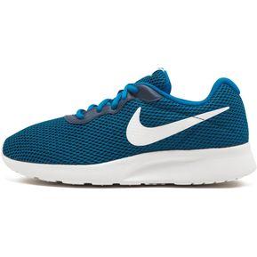 pretty nice 2ec10 a7b6d Zapatillas Para Hombre Nike Tanjun 844887-401 - Azul