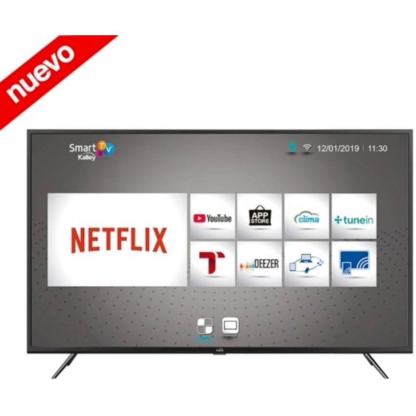 """Televisor Kalley 40"""" Smart Tv Bluetooth Netflix K-LED40FH"""