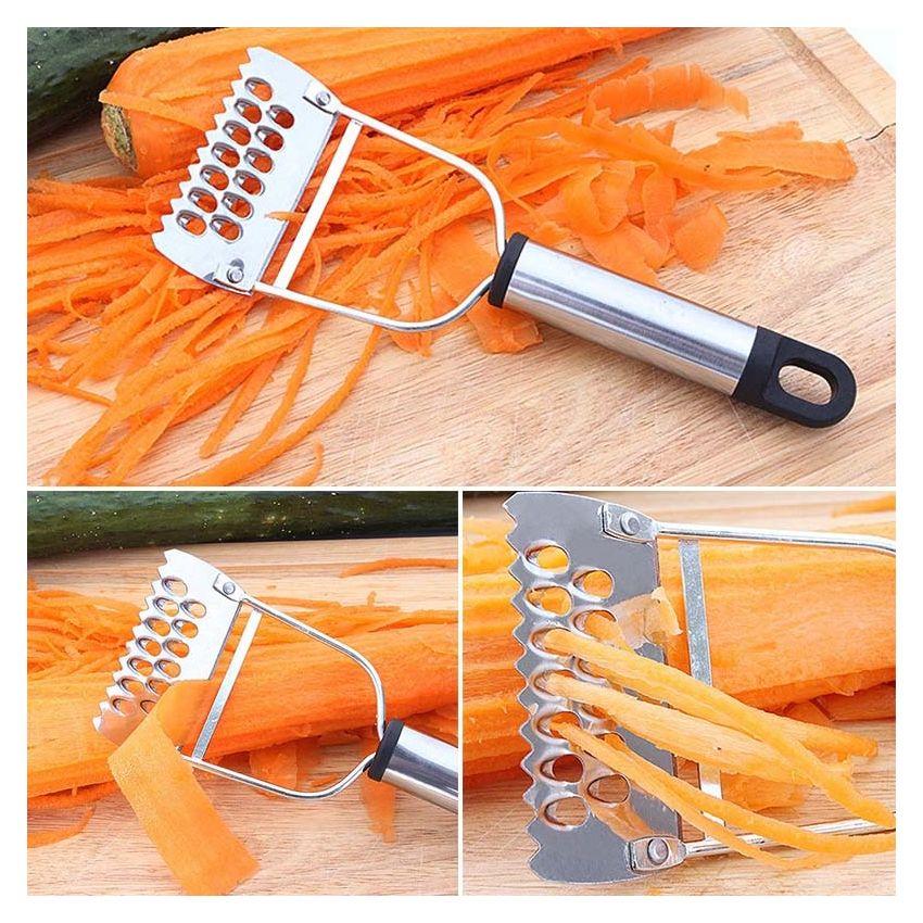 1 Uds. Rebanador de frutas y zanahorias multifunción de acero inoxidable pelador de verduras portátil accesorios de cocina GE598HL1L0FZ9LMX 2hKlMnTX 2hKlMnTX hYIMPinv