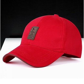 Compra Gorra Golf Ajustable   5 - Color Rojo online  0ec2de3cdcc