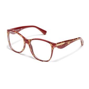 1519a16fd0 Compra Armazones oftalmicos Dolce Gabanna DG 3174 2748-Dorado y Rojo ...