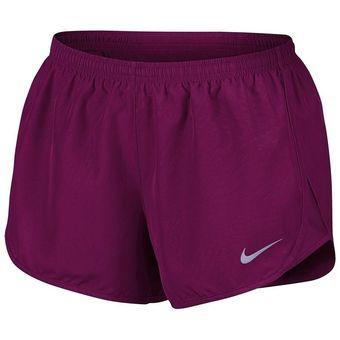 f030f0b47 Compra Short Deportivo Mujer Nike Dry Mod Tempo Short Emb-Morado ...
