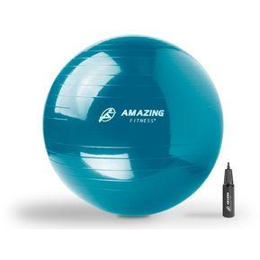Pelota Para Pilates 65 Cm Con Bomba Amazing Fitness® d142a75de53d