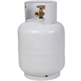 Compra tanque de gas l p port til heat wave 9 kg beige for Cilindro de gas 15 kilos