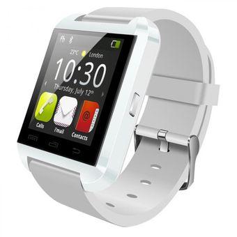 Reloj SmartWatch U8 Pro Compatible Con Iphone Y Android Bluetooth Smart  Watch Blanco c94c80f546c
