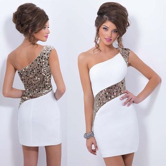 2772eaa08 Compra Vestido de Coctel E-Thinker online