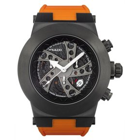 b5cc3ca9a653 Reloj Mulco Evol Daccar MW3-14026-305 para Caballero-Naranja