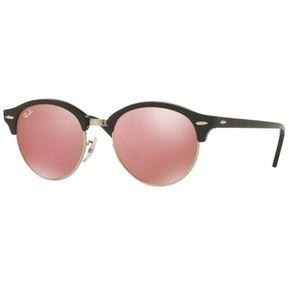 1e69895f9 Ray ban clubround rb 4246 1197/z2 negro/rosa espejado