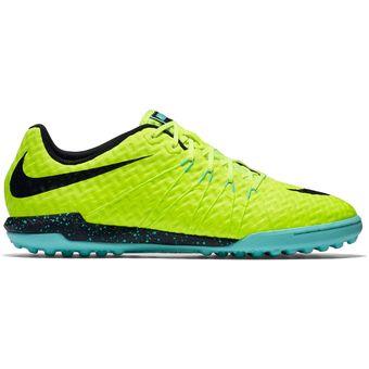 Zapatos verdes Nike HypervenomX Finale para hombre iYr9vWR