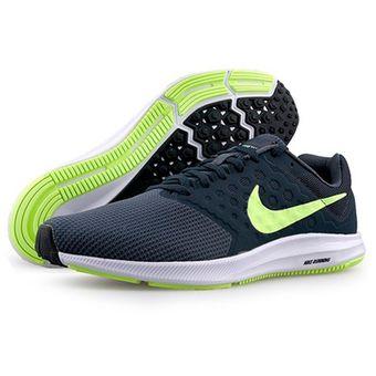 aa3ce9155f8db Compra Zapatos Deportivos Hombre Nike Downshifter 7-Azul online ...