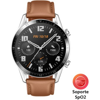 Huawei Watch Gt2 - 46Mm Classic Pebble Brown