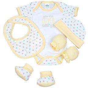 Set Complete Pañalero Babero Gorro Manoplas Zapatos Baby Mink 50ddeee5772