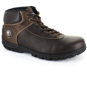 Botin para Hombre Michelin GTI-026683 Color Cafe 147f6d5212a57