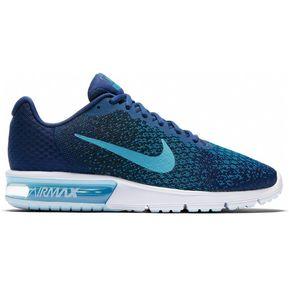 254c792d9d Zapatillas Nike Para Hombre-Azul Con Celeste 852461-405 (7-10)