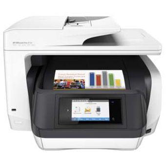 Impresora Todo en Uno HP OfficeJet Pro 8720