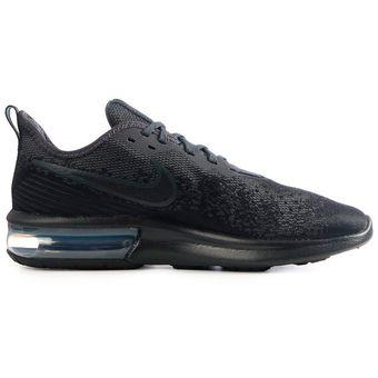best sneakers e4078 53881 Tenis Nike Air Max Sequent 4 Original AO4485 002