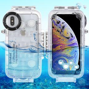 505d1671fc4 Foto de cámara prueba de agua Tpara iPhone XS Max