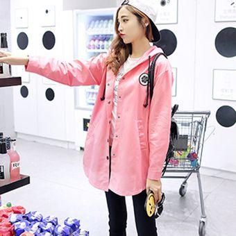 Er Sudadera De Mujer E-Risun-Rosa - Knasta 7905e7dd1f8
