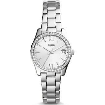 6d28be72e8c6 Compra Reloj Fossil ES4317 Plateado Mujer Acero Inoxidable online ...