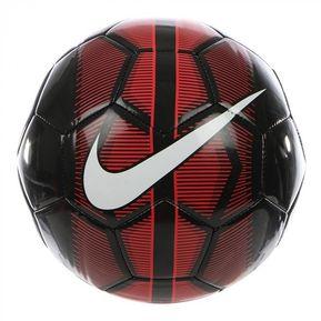 timeless design f7a2d f24a5 Balón Fútbol Nike Mercurial Fade-Negro Rojo