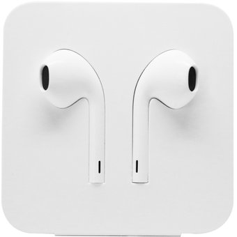 f5983308339 Agotado Apple EarPods Con Conector Lightning, Control Remoto Y Micrófono.