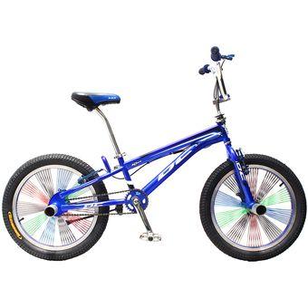 Compra DC - Bicicleta BMX EX2056 Aro 20  - Azul online  77cdf98434c