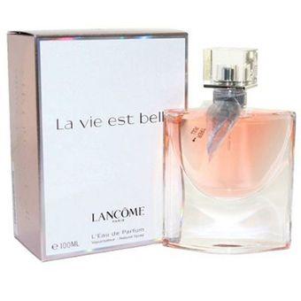 Lancome Est Belle 3 100ml Vida La Perfume Bella Dama Es Mujer 4oz Edp Vie OTiulPXkZw