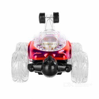 Compra Carro 3d Control Remoto Acrobacias Piruetas Vueltas 360 Stunt