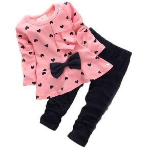 e53db342 Vestidos Para Bebé Niña - Conjuntos Bebitas Rosado Ropa