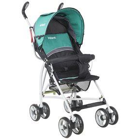 bbee53ebe Coche Sombrilla Spin H108 Infanti Spin H108 Black Grey Green -Verde