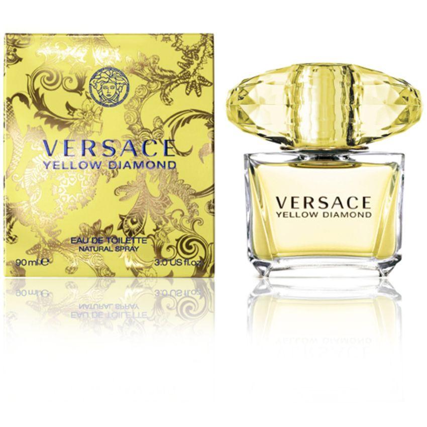 Perfume Yellow Diamond EDT 90 ML Versace