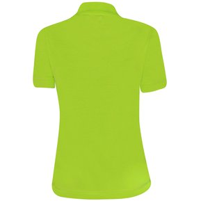 Playera Polo Casual Dama Regular Fit Lifestyle Kappa Verde 1bb631b385b39