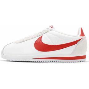 6923508e97f49 Zapatillas de running Nike Men Classic Cortez Blanco 807472-101 US7-11