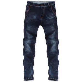 a54f6ef405 Compra Demon Hunter Jeans Jean Pantalon Hombre Slim 3028 Azul Oscuro ...