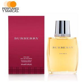 66c7e5a37 Perfume Burberry For Men De Burberry Para Hombre 100 Ml