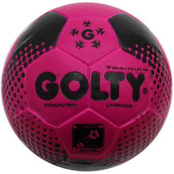 68d43437fe69b Compra Balon De Microfutbol Microtraining T66101 - Rosado online ...